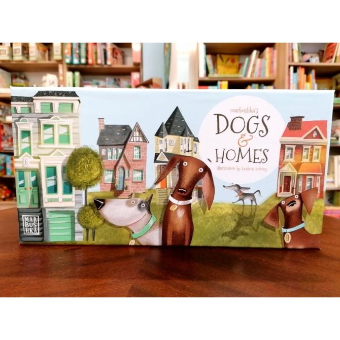 Marbushka - Kutyák & Otthonok