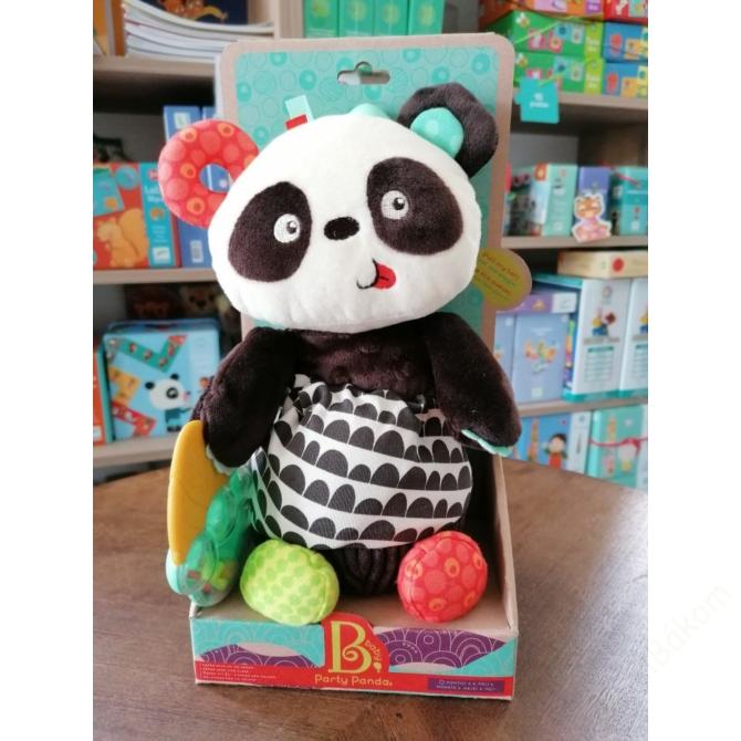 Party Panda - Felfedező játék