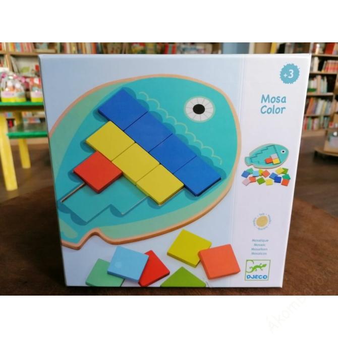 Képkirakó - Mozaik színek - Mosa Color