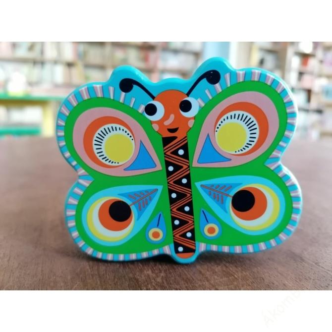 Játékhangszer - Pillangó marakas