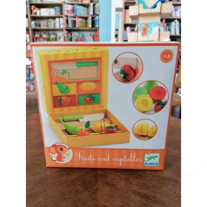 Szeletelhető gyümölcsök - Fruits & vegetables to cut