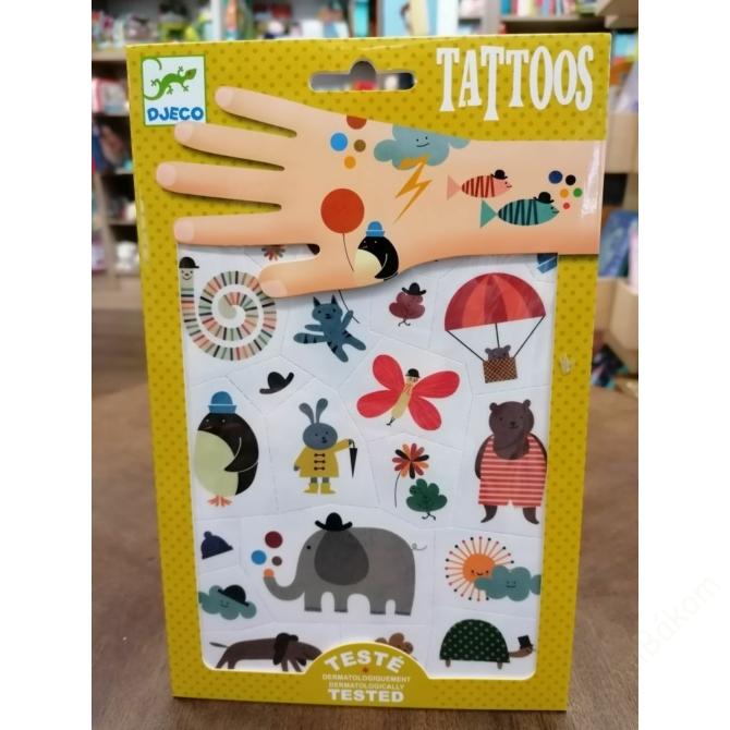 Tetováló matricák - Cuki dolgok - Pretty little things