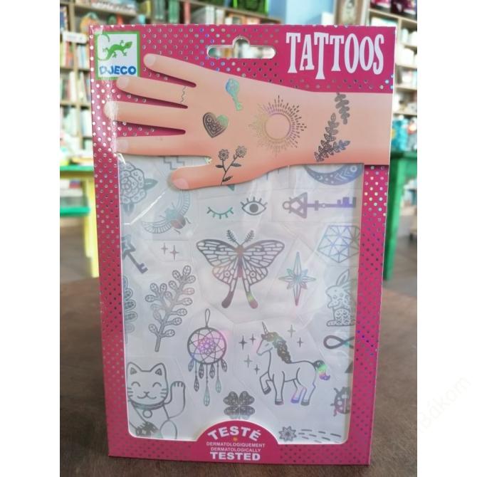 Tetováló matricák - Lucky charms