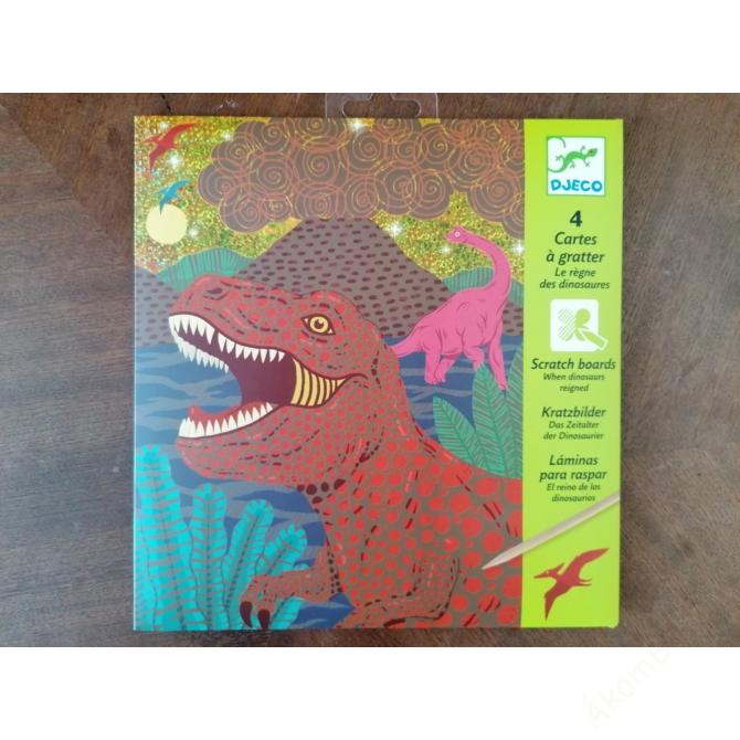 Karckép technika - Dinoszauruszok - Dinosaurs