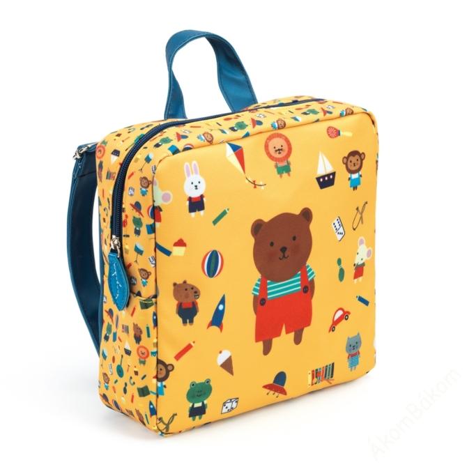 Óvodás táska - Mackó - Bear