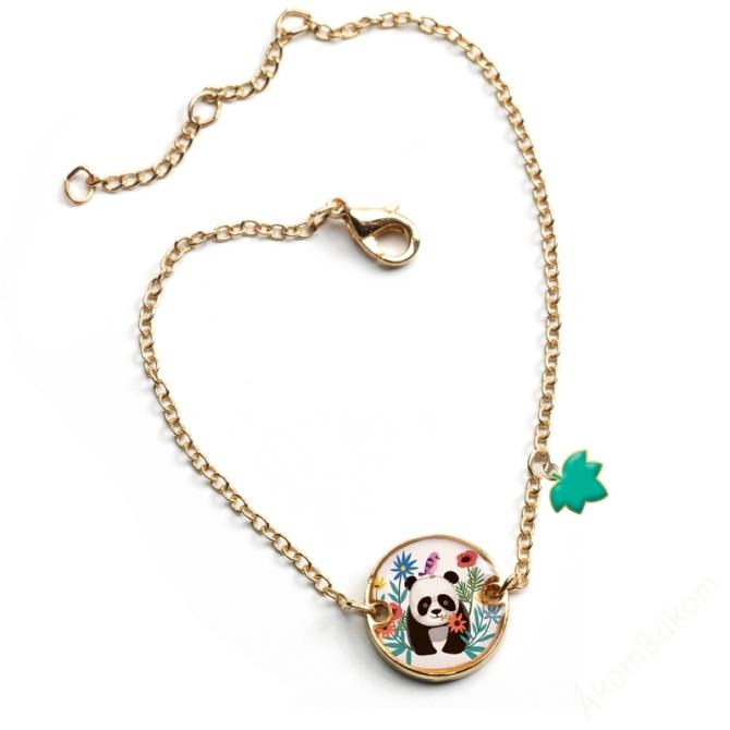 Karkötő - Panda - Lovely bracelet