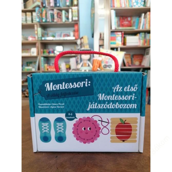 Az első Montessori-játszódobozom