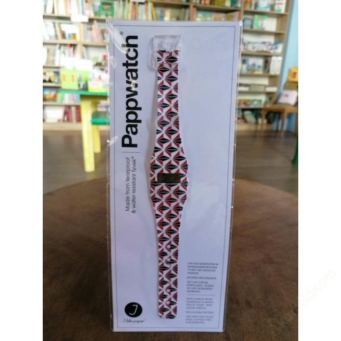 Papír karóra - CUBE - Pappwatch