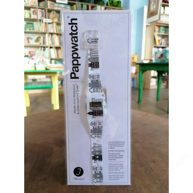 Papír karóra - CANAL HOUSE - Pappwatch