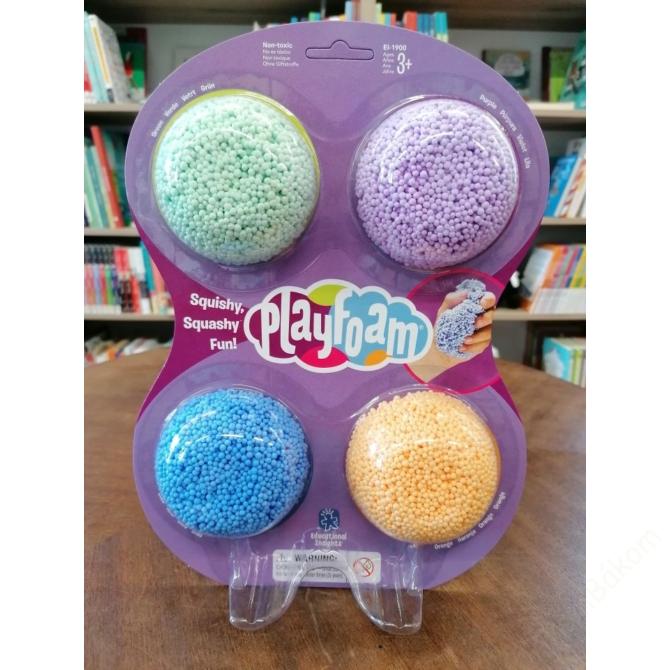 Habgyurma 4 színben - Playfoam