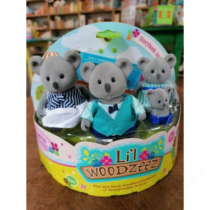 Li'l Woodzeez, Koala család