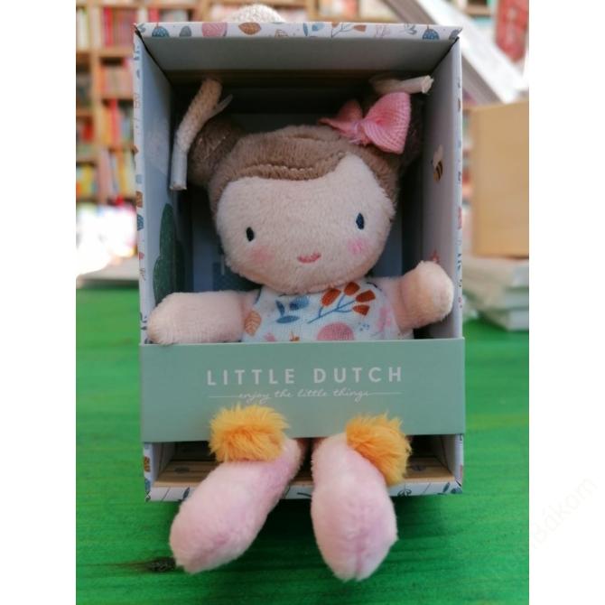 Little Dutch Rosa baba - 10 cm