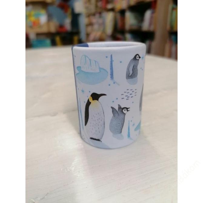Mini kaleidoszkóp - Pingvin - Londji