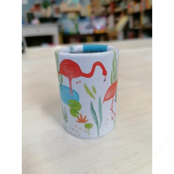Mini kaleidoszkóp - Flamingó - Londji