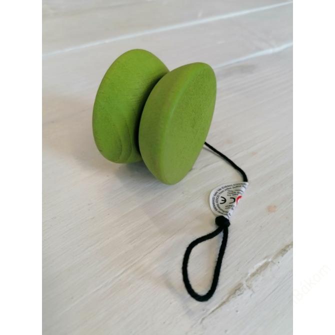 Londji fa yoyo - zöld