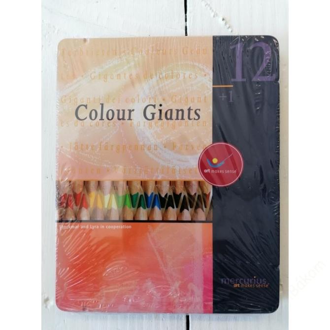 Stockmar 12 színű ceruza fém dobozban