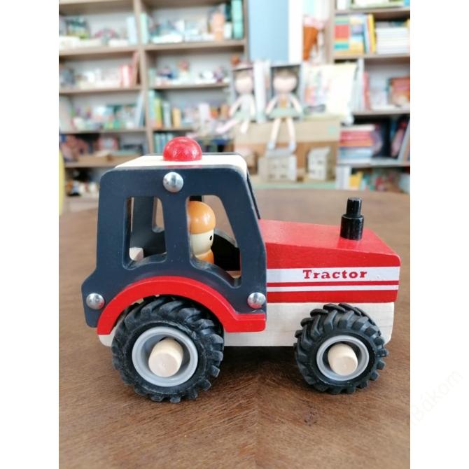 Magni Fa traktor gumi kerekekkel