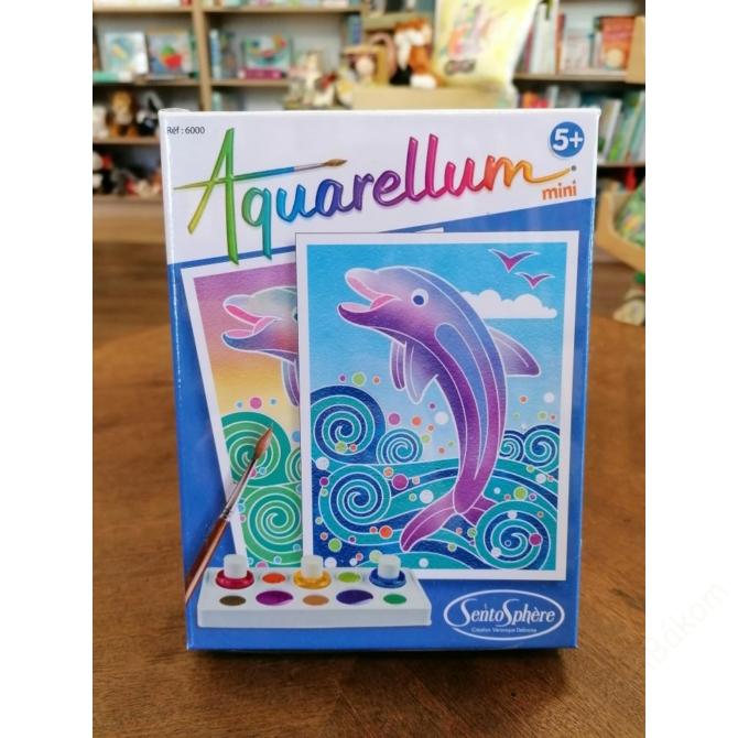 Aquarellum mini vízfestőkészlet - delfin