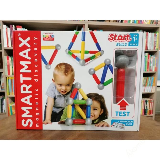 SmartMax Start - Mágneses építő - 23 db-os