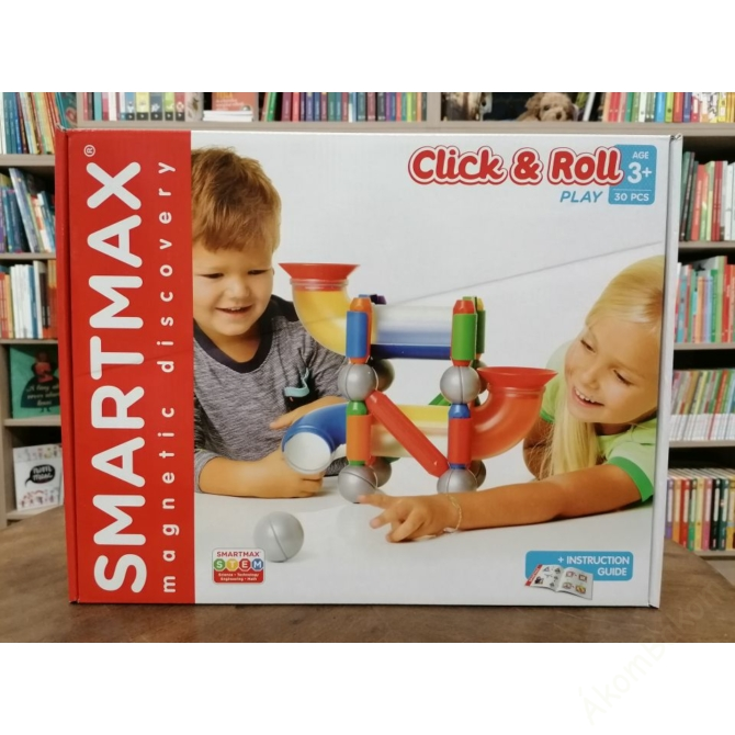 SmartMax Click & Roll - Mágneses épíő - 30 db-os