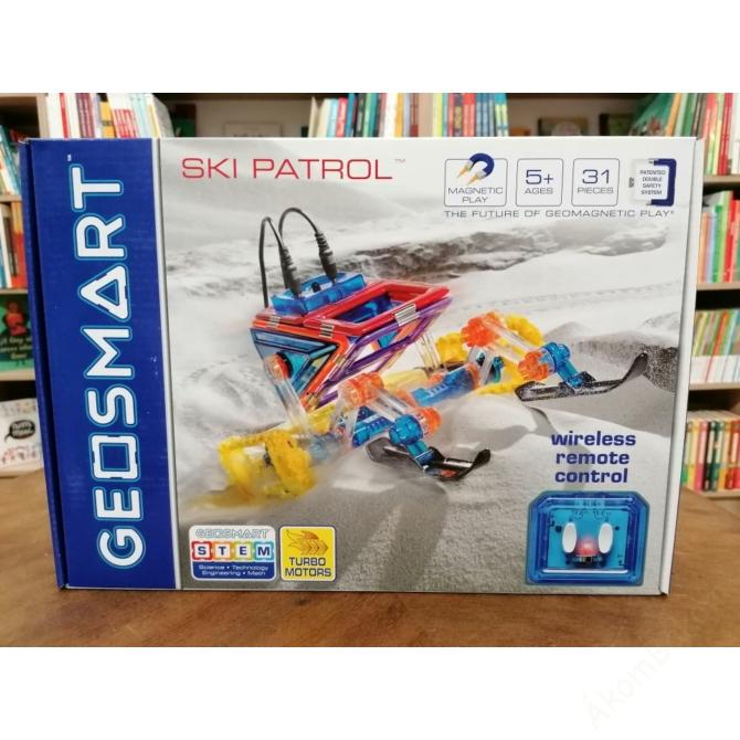 GeoSmart - Ski Patrol távirányítóval