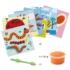 Kép 3/3 - Gyurmaformázós képkészítés - Gyurmarajzok - Modelling dough, drawings