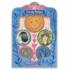 Kép 2/2 - Kitűzők - Virulás - lovely badges