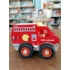 Kép 1/3 - Magni Fa tűzoltó autó gumi kerekekkel