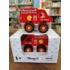 Kép 3/3 - Magni Fa tűzoltó autó gumi kerekekkel